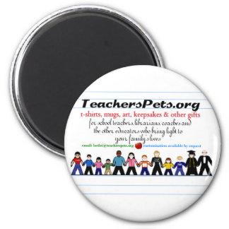Teachers Pets Magnet