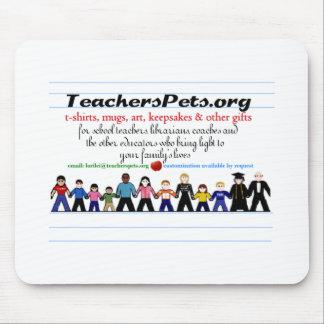 Teachers Pets Mousepad