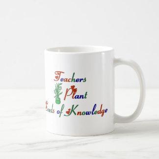 Teachers Plant Seeds of Knowledge Mug