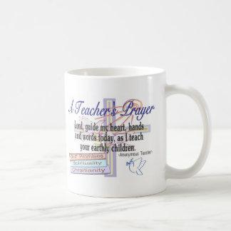 Teacher's Prayer Gifts---Unique Teacher Mug