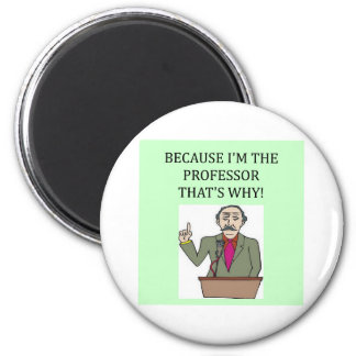 teachers & professors fridge magnets