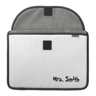 Teacher's Reason MacBook Sleeve