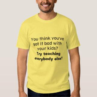 Teachers represent! tee shirt