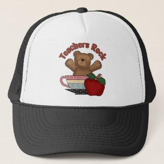 Teachers Rock 1 Trucker Hat