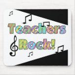 Teachers Rock Mouse Mats