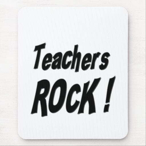 Teachers Rock! Mousepad