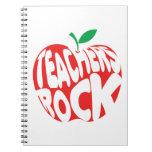 Teachers Rock Note Book
