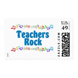 Teachers Rock Stamps