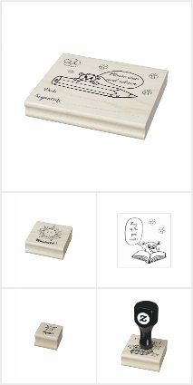 Teachers Rubber Stamps