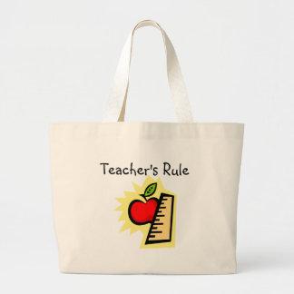 Teacher's Rule Bag