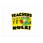 Teachers Rule! Post Cards