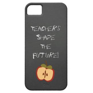Teachers Shape the Future iPhone 5 Case