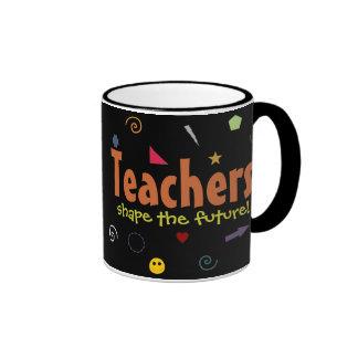 Teachers shape the future Mug