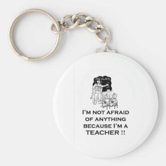 Teachers Shirts Keychain