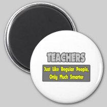 Teachers...Smarter Fridge Magnets