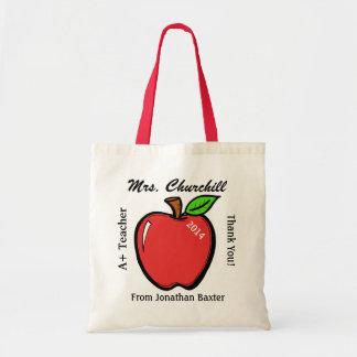 Teachers' Totes - Bookworm - SRF Tote Bag
