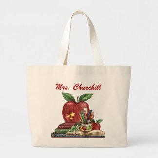 Teachers' Totes - Bookworm - SRF Tote Bags