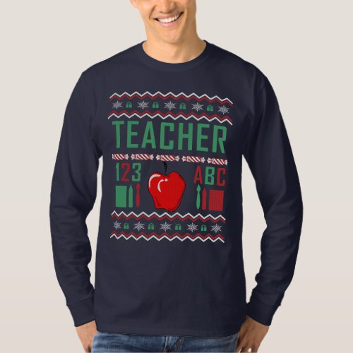 Teachers Ugly Christmas Sweater After Christmas Sales 2478