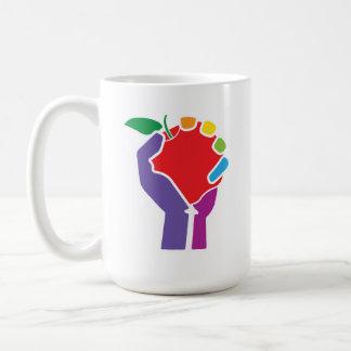 Teachers United Rainbow Mug