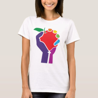 Teachers United Rainbow T-Shirt