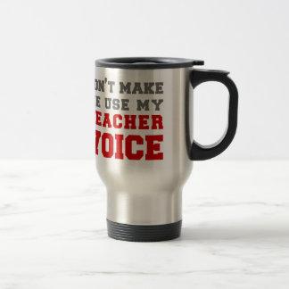 teachers-voice-fresh-gray.png taza de viaje de acero inoxidable