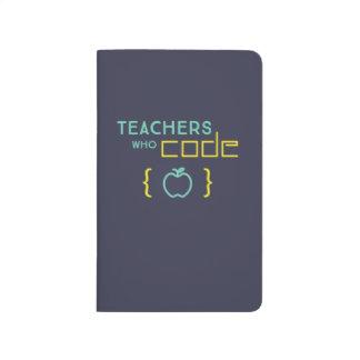 Teachers Who Code Notebook