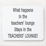 TEACHERSLOUNGE TAPETES DE RATÓN