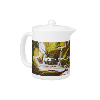Teaches Me To Remain Stable In A Storm Lm Teapot
