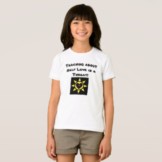 Teaching about Self Love is a Threat p135 T-Shirt