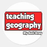 Teaching Geography...My Anti-Drug Stickers