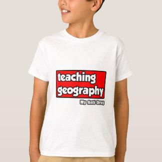 Teaching Geography...My Anti-Drug T-Shirt