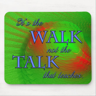 Teaching Inspiration Mouse Pad