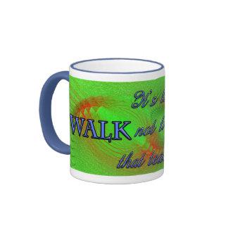 Teaching Inspiration Ringer Coffee Mug