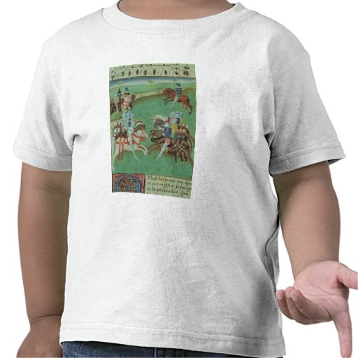 Teaching Knights to Joust Tees