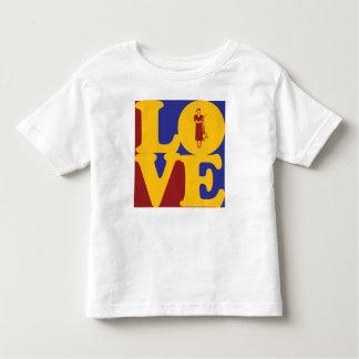 Teaching Love Toddler T-shirt