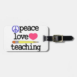 Teaching Bag Tag