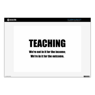 Teaching Outcome Laptop Decal