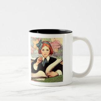Teaching Quote | Vintage Art Gift Mug for Teacher