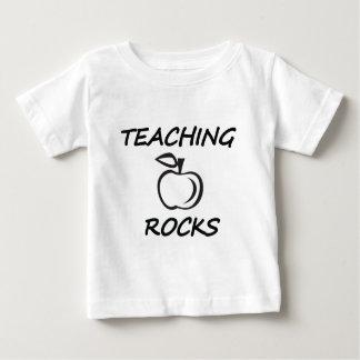 TEACHING ROCKS BABY T-Shirt
