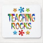 TEACHING ROCKS MOUSE PAD