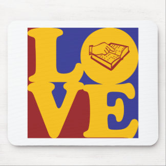 Teaching the Visually Impaired Love Mouse Mat