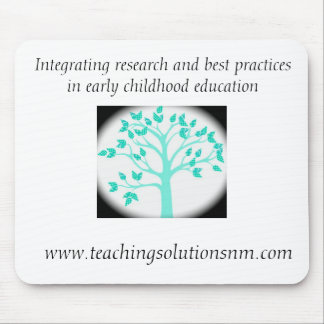 teachingsolutions logo mouse pad