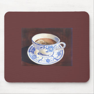 Teacup and Saucer Mouse Pad