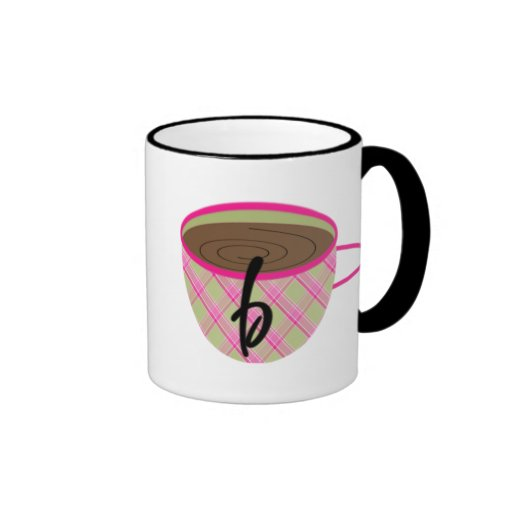 teacup b ringer coffee mug