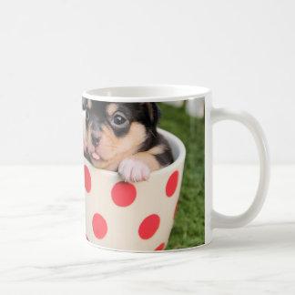 Teacup Chihuahua Puppy Coffee Mug