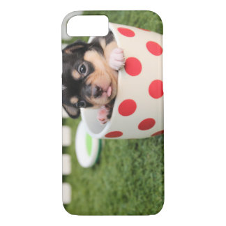 Teacup Chihuahua Puppy iPhone 7 Case