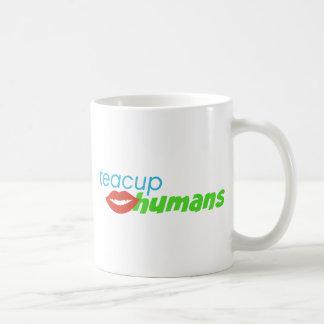 Teacup Humans Coffee Mugs