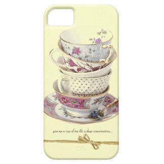 Teacup iPhone 5 Case