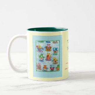 Teacup Kittens Tea and Coffee Mug