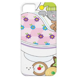Teacup Mouse iPhone SE/5/5s Case